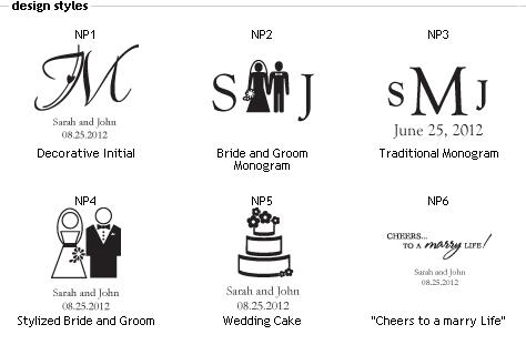 printed-personalized-napkin-design-options