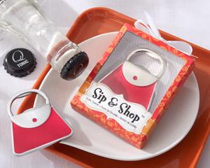 Sip & Shop Purse Bottle Opener