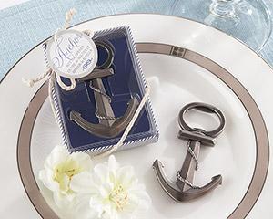 Anchor Nautical-Themed Bottle Opener