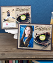 Softball themed Frames from Gifts