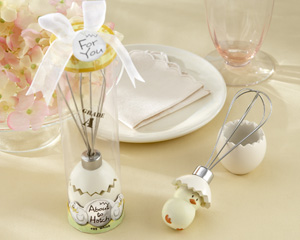 About to Hatch Stainless-Steel Egg Whisk in Showcase Gift Box