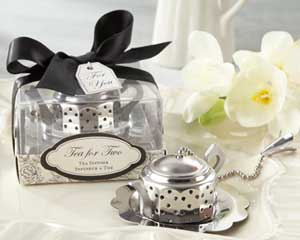 Tea for Two Teapot Tea Infuser