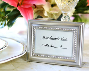 Beautifully Beaded Photo Frame/Placeholder