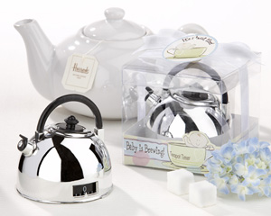 It is About Time - Baby is Brewing Teapot Timer
