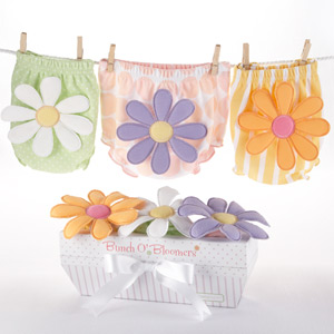 �Bunch O�Bloomers� Three Bloomers for Blooming Bums