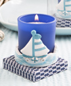 Sail Boat Votive Candle Holder From Fashioncraft