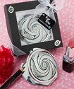 Murano Glass Collection mirror compact favors