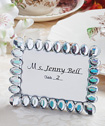 Bling place card frames Collection picture frames