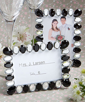 Bling Collection Picture Frame/Place Card Holder