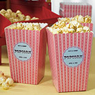 Novelty Popcorn Cartons (Set of 12)-popcorn, fun, novelty, favor, old-fashioned, gift, carton