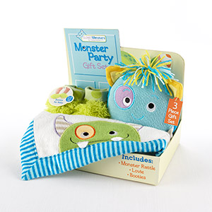 """""""Monster Party"""" Three-piece Gift Set"""