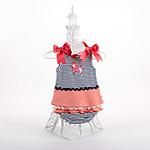 """La Petite Parisian"" Tunic with Bloomers"