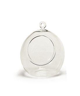 Blown Glass Globes Wedding Reception Accessory