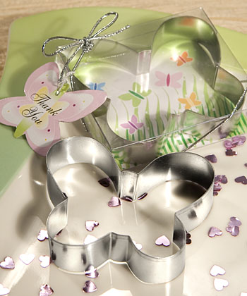 Butterfly Cookie Cutter Favors