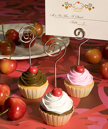 Cupcake placecard holders
