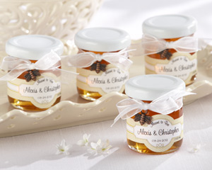 Meant to Bee Personalized Clover Honey -  Set of 12