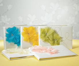 I Do . . . Color Guest Book