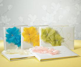 I Do . . . Color Guest Book