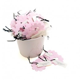 Bucket of Love Plantable Wedding Favor 50 piece