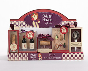 Vino Collection Display