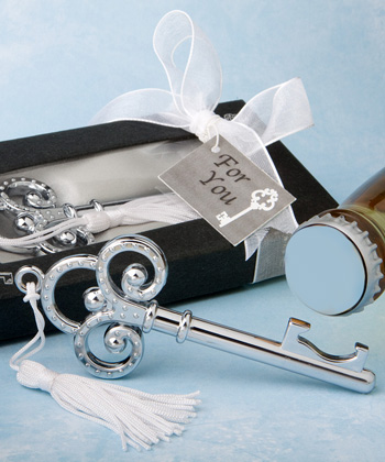 Key to My Heart Collection key design bottle opener