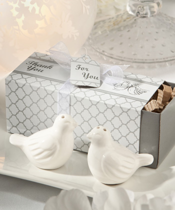 Lovebird salt and pepper shakers-Lovebird salt and pepper shakers
