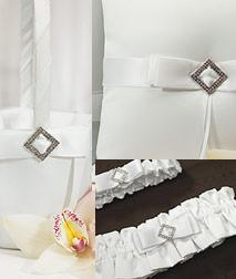 Pure Elegance White Wedding Collection