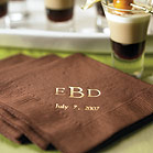 Printed Napkins - Free Personalization