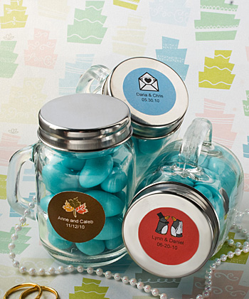 Personalized Expressions Collection glass mason jars